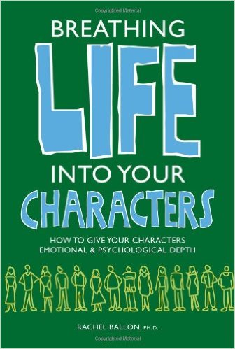 breathing life into your characters rachel ballon book cover